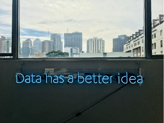 Data is key with AI