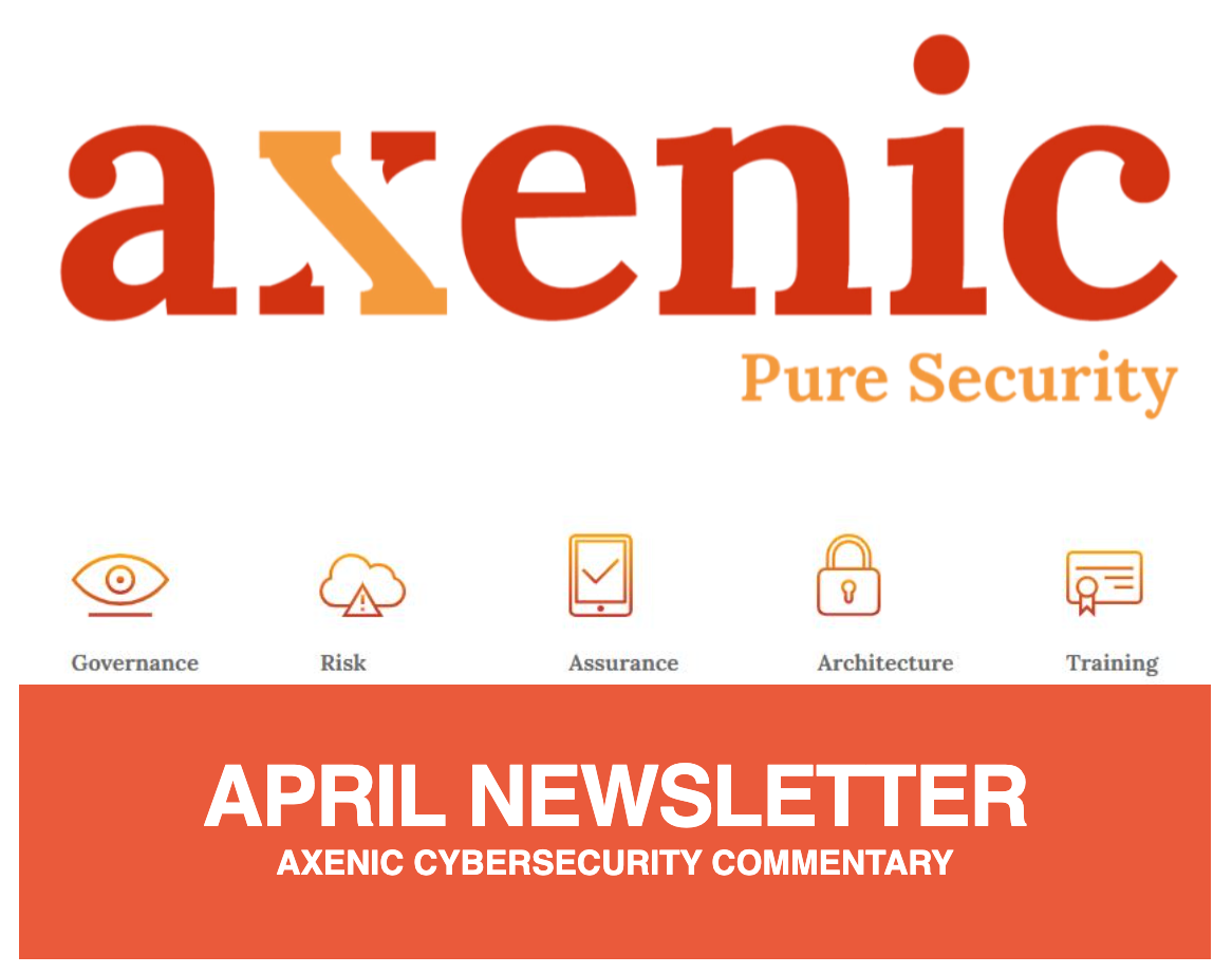 Axenic Cybersecurity newsletter